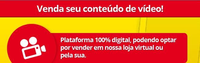 Plataforma 100% Ddigital, podendo optar por vender em nossa loja virtual ou pela sua.