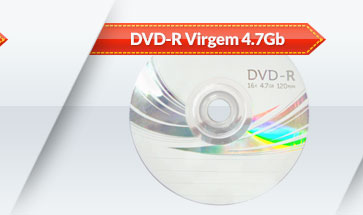 DVD-R Virgem