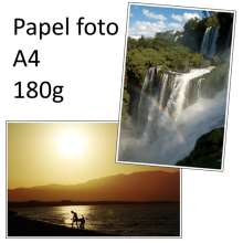 Papel glossy Fotográfico (brilhante) photo paper A4 180g