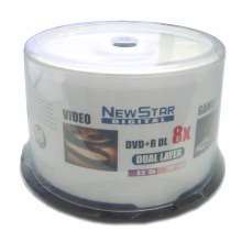 Dvd+r DL 8.5gb NewStar Burnmax