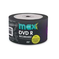 Dvd-r printable 4,7gb 16x Maxprint - R$ 1,27