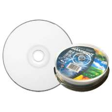 Midia bluray 25gb Maxprint - R$ 4,68
