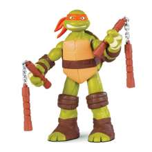 Tartarugas Ninja Battle Shell Michelangelo Multikids