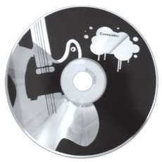 Cd-r silk guitarra 48x 700mb - R$ 0,73