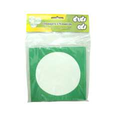 Envelopes verde para cd dvd  - R$ 2,35