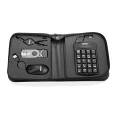 NOTEBOOK TRAVEL KIT AC119 4 em 1 - R$ 80,60
