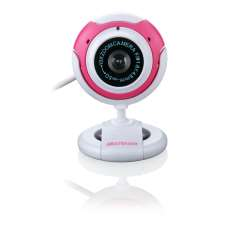 Webcam New Vision 16MP Rosa WC042 - R$ 45,47