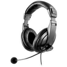 Headset Giant  Profissional Giant P2 PH049 Multilaser