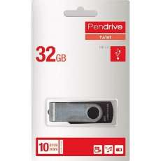 Pen Drive 32GB Twist Multilaser - R$ 50,22
