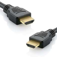 Cabo 1,5m Vídeo HDMI 19 Pin HDMI - R$ 19,67