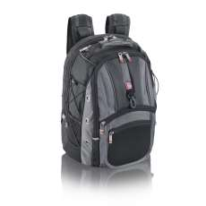 "Mochila Cross Laptop 15"" Preto - R$ 195,47"