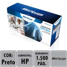 Toner Multilaser  CB435A  CT435 HP - R$ 44,94