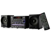Mini System CD/DVD Player/Karaokê 30W Multilaser SP141