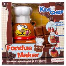 Kids Chef Fondue Maker Multikids BR - R$ 86,90