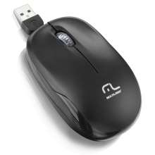 Mouse Retrátil Cabo Interno USB MO197