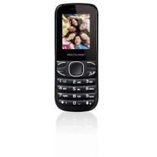 Celular 4Chips MP3/4 FM e Lanterna - R$ 80,66