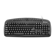 Teclado Super Multimídia USB Preto  - R$ 42,57