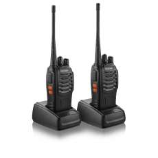 Walkie Talkie Multilaser TV003  - R$ 292,19
