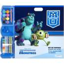 Kit Pintura Universidade Monstros - - R$ 51,33