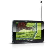 "GPS Veicular 5"" C/ TV+FM - Multilaser GP036"