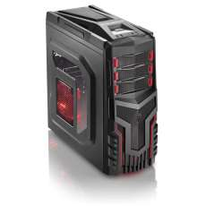 Gabinete Gamer Warrior s/ Fonte Coo - R$ 371,15