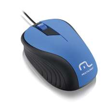 Mouse para PC USB - Multilaser MO22 - R$ 26,57