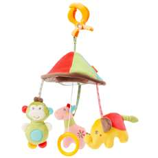 Mini mobile musical safari Multikid - R$ 89,79