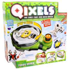 Qixels Turbo Dryer Multikids BR497 - R$ 109,07
