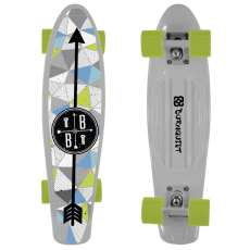 Skate mini cruiser Bob Burnquist Mu - R$ 199,32