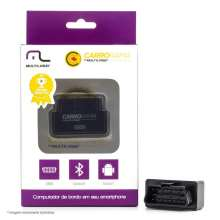 Scanner Automotivo Bluetooth Obdii - Multilaser AU205