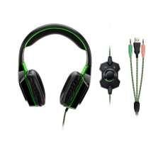 Headset Gamer Dual Shock Led - Mult - R$ 190,58