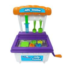 Kids Chef jelly gelatina Multikids  - R$ 89,75