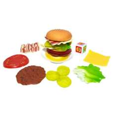 Creative Fun empilha burguer Multik - R$ 64,84