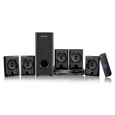 Home theater dvd HDMI 5,1 canais Mu - R$ 563,91