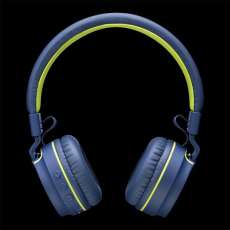 Headphone bluetooth azul/verde Puls - R$ 208,35