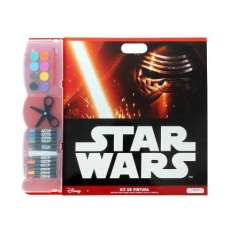 Kit pintura Starwars Multikids BR47 - R$ 39,53