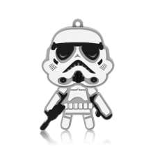 Pen drive Stormtrooper 8GB Multilas - R$ 38,43