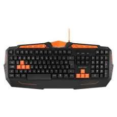 Teclado gamer multimídia USB Multil - R$ 76,61