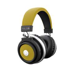 Headphone Large Bluetooth 100 mW Pu - R$ 174,78