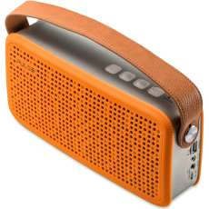 Caixa de som 20W Bluetooth/USB/SD/A - R$ 257,63
