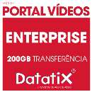 Pacote ENTERPRISE - 200GB streaming - R$ 589,00