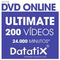 Pacote Streaming DVD Online Ultimat - R$ 335,00