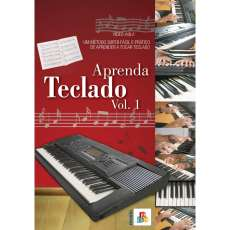 Video-Aula Online de Teclado  Vol.1 - R$ 12,90