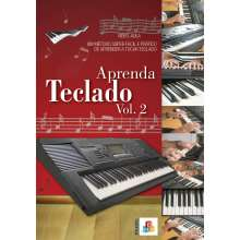 Video-Aula Online de Teclado - Volume 2