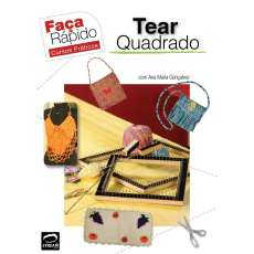 Video-Aula Online de Tear Quadrado - R$ 14,90