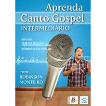 Video-Aula Online de Canto Gospel Intermediário