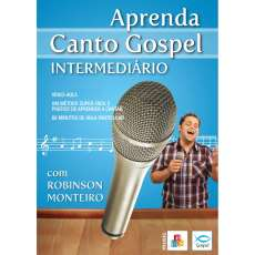 Video-Aula Online de Canto Gospel I - R$ 12,90