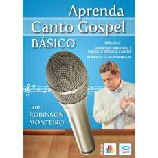 Video-Aula Online de Canto Gospel B - R$ 12,90