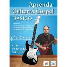 Video-Aula Online de Guitarra Gospel