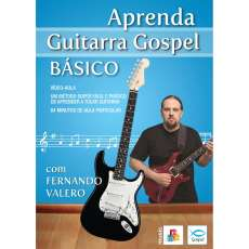 Video-Aula Online d Guitarra Gospel - R$ 12,90